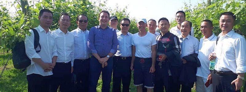 Delegazione Cinese visita la nostra azienda